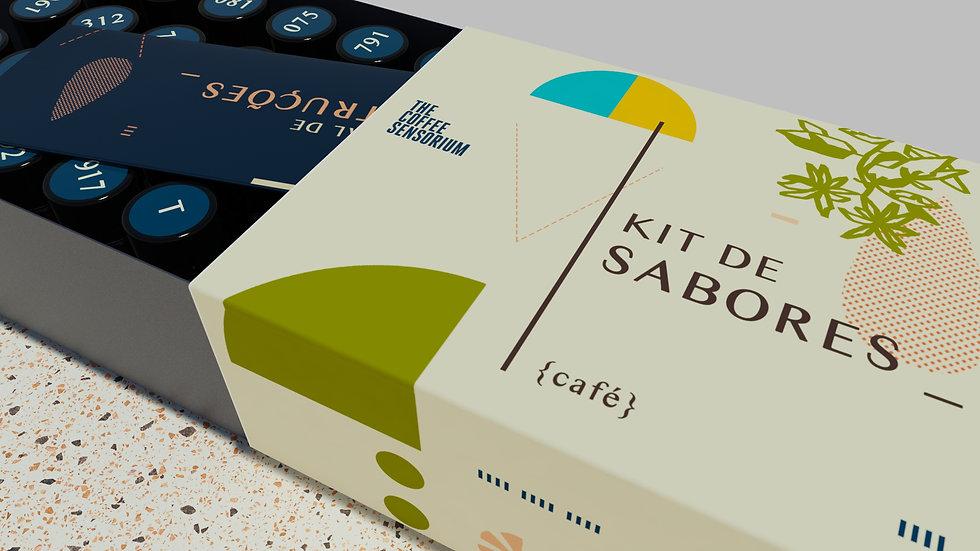 Kit de Sabores (Café)