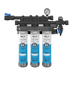 H9320-53, Triple Water Filter System wit
