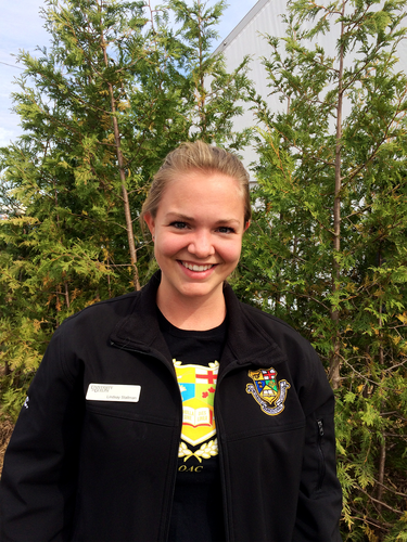Nurturing a new career in agriculture – Lindsay Stallman