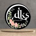 DKS Beauty Bar Logo