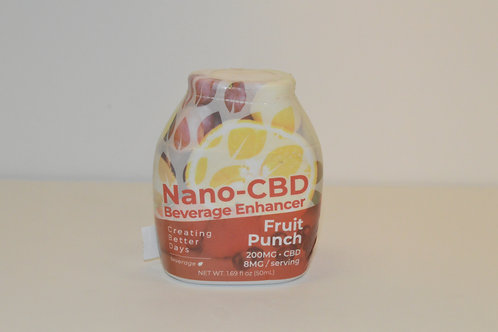 CBD Water Enhancer Fruit Punch 200mg