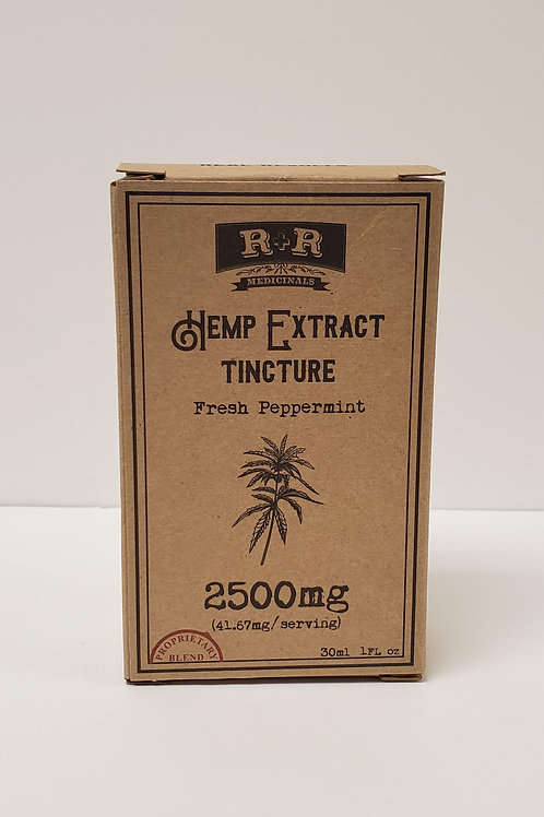 R&R Oil Tincutre 2500mg