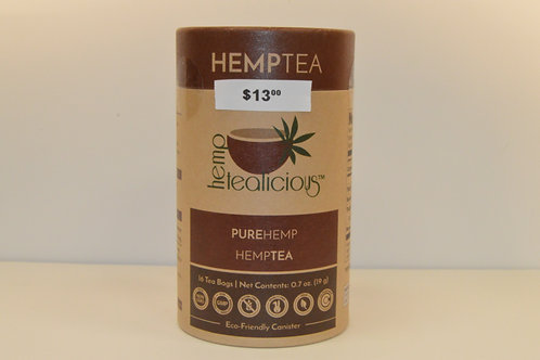 CBD Tea Pure Hemp
