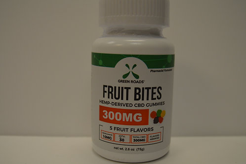 CBD Fruit Bites 300mg