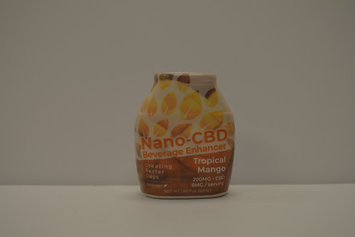 CBD Water Enhancer Tropical Mango 200mg