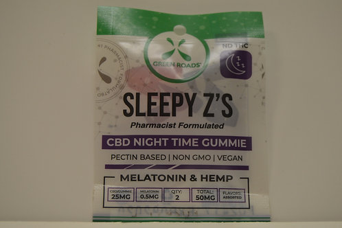 CBD Sleepy Z's 50mg