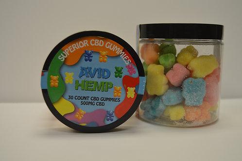 CBD Gummy Bears 500mg