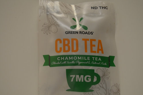 CBD Chamomile Tea Bag 7mg