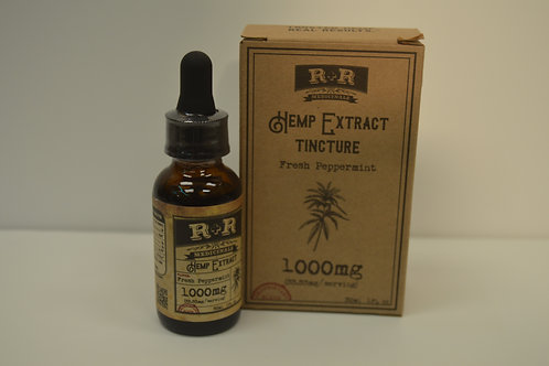 R+R Medicnal CBD Oil 1000mg