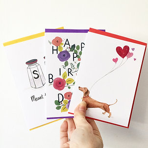 3 for $18 Greeting Cards Bundle deal