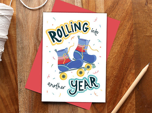 Rolling into another year
