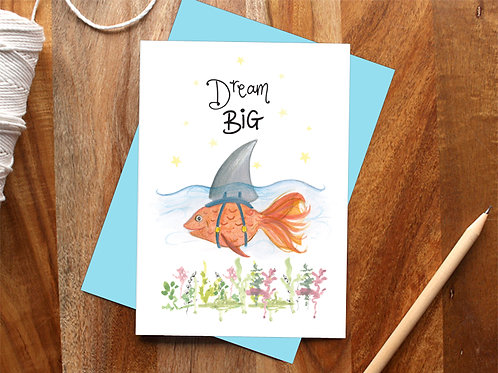Dream Big Card