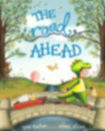 The Road Ahead Cover Design