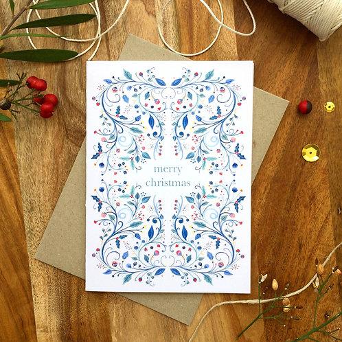 'Christmas Magic' Christmas Card