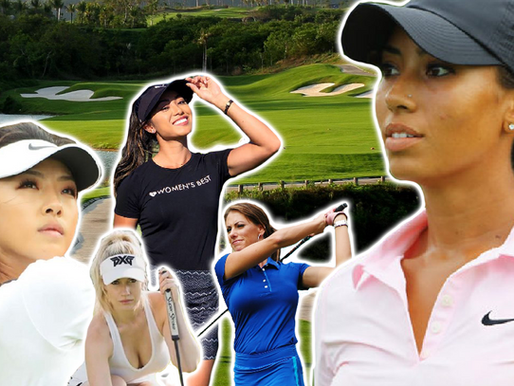 The Hottest Females in Golf 2020