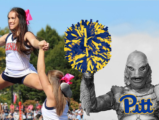 The Duquesne Cheerleaders Are Hotter Than The Pitt Cheerleaders and It's Not Even Close