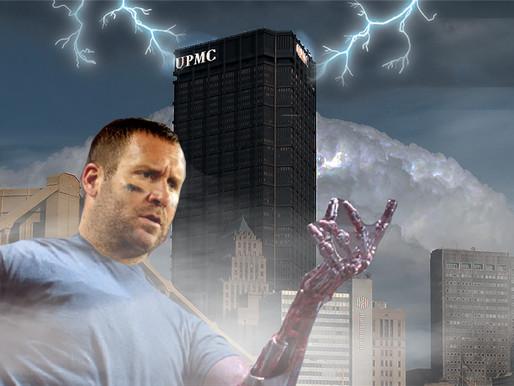 UPMC Should Attach A Robotic Arm to Big Ben