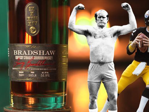Quarantine Time With Terry Pt I: Bradshaw Bourbon
