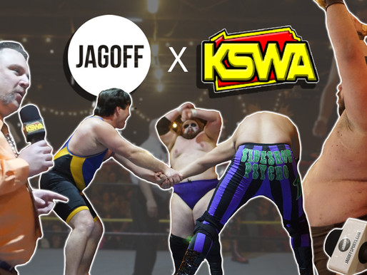 Local Wrestling Event Gets Rowdy - The KSWA's 20th Anniversary