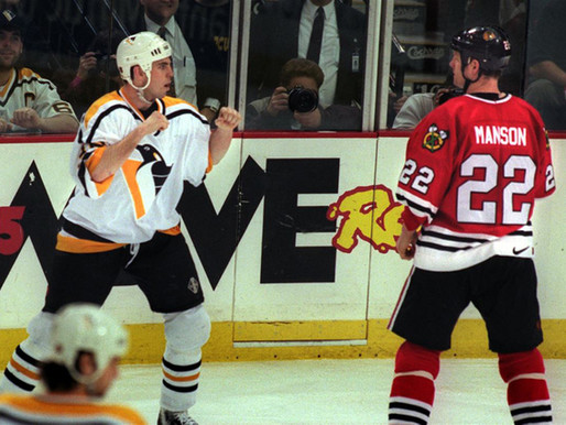 Former Penguins Brawler Matthew Barnaby Arrested For Choking a Bouncer at Nashville Honkey-Tonk