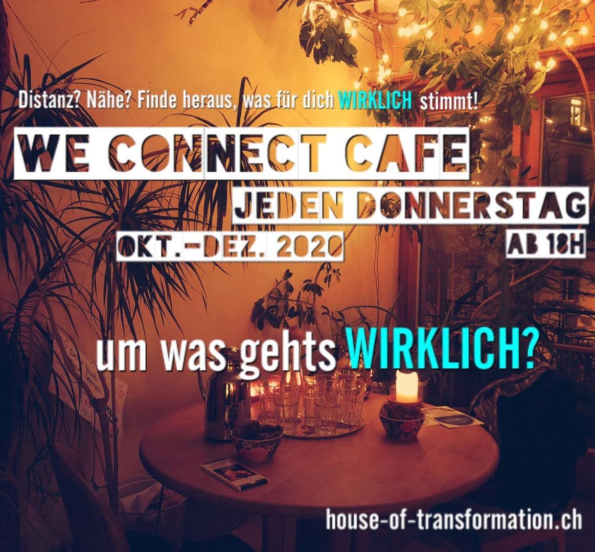 we connect café