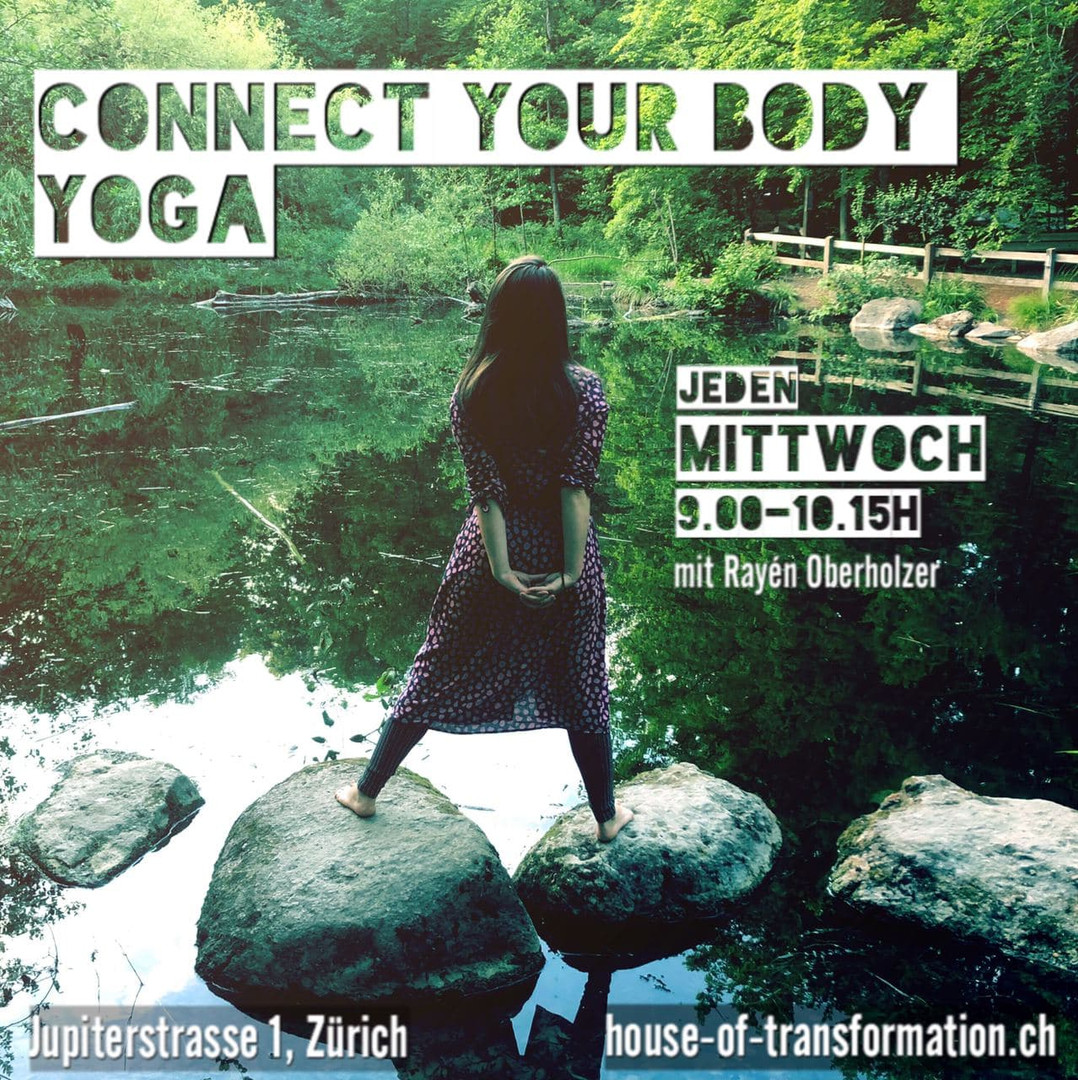 connect your body - yoga