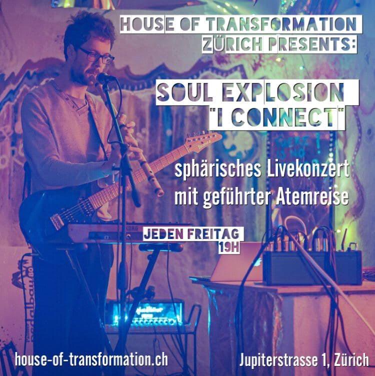 Soul Explosion Konzert