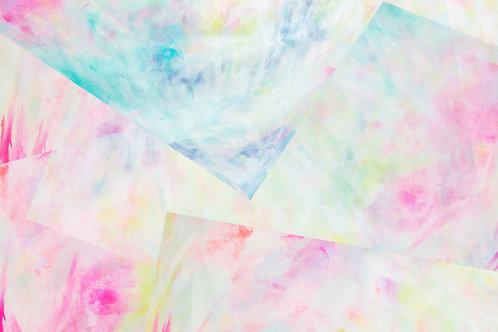 Fine Art Print   Geometrics Colourful