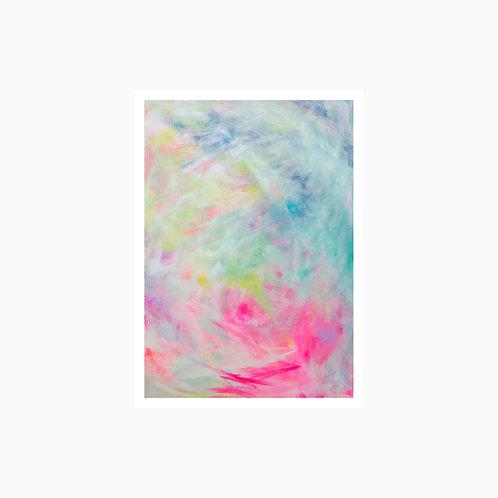 Fine Art Print | Colourful Life