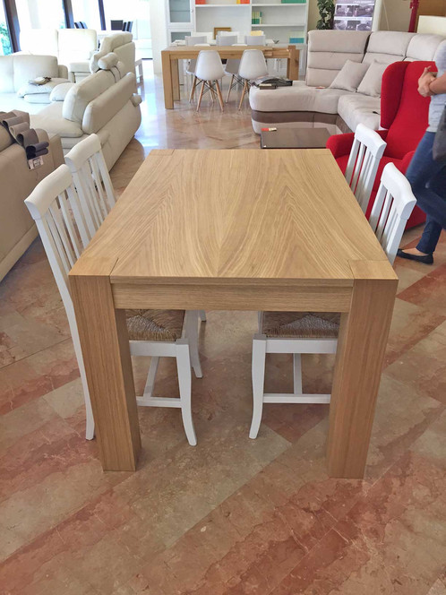 TVR036 - Tavolo rovere naturale   Rudiana - mobili e arredamento ...
