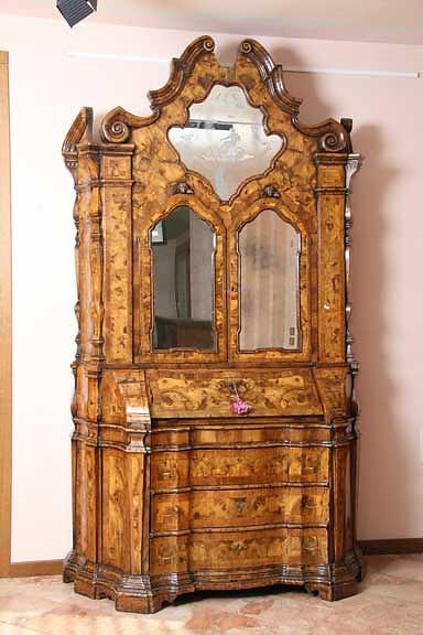 Aa trumeau grande stile u veneziano with arredamento stile for Arredamento veneziano