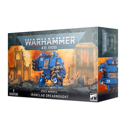 Space Marines - Ironclad Dreadnought