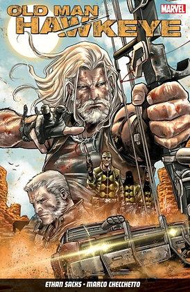 Hawkeye, Old Man - An eye for an eye