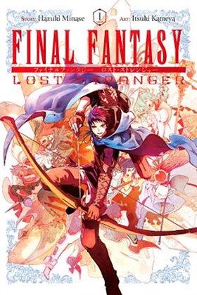 Final Fantasy Lost Stranger Vol 01
