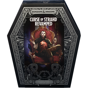 Books - Dungeons & Dragons Curse of Strahd REVAMPED