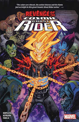 Ghost Rider, Cosmic. - Revenge of the Cosmic Ghost Rider