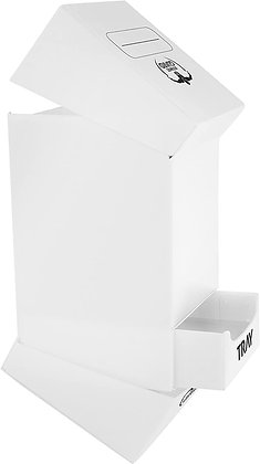 Deck Box Ultimate Guard - Deck 'n' Tray Case 100 White