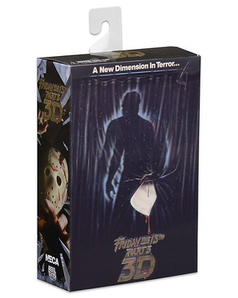Jason Voorhees - Friday the 13th part 3 - Neca Figure