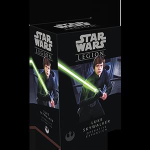 Star Wars Legion - Rebel - Luke Skywalker Operative Expansion