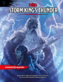 Books - Dungeons & Dragons Storm King's Thunder