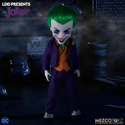 Living Dead Dolls - DC Comics - The Joker