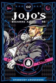 JoJo's Bizarre Adventure: Part 3 Stardust Crusaders, Vol. 02
