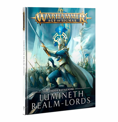 Battletome - Lumineth Realm Lords