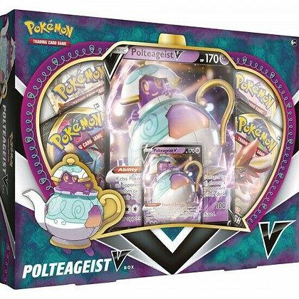 Pokemon Trading Card Game Polteageist V Box