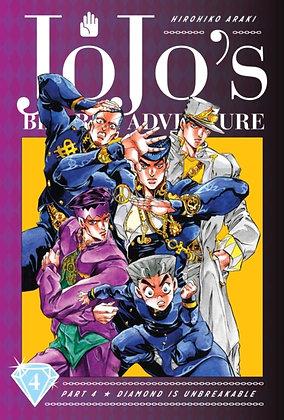 JoJo's Bizarre Adventure: Part 4 Diamond Is Unbreakable, Vol. 04