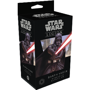 Star Wars Legion - Empire - Darth Vader Operative Expansion