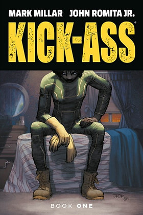 Kick Ass : The New Girl - Book One