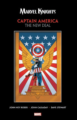 Captain America - The New Deal - Marvel Knights
