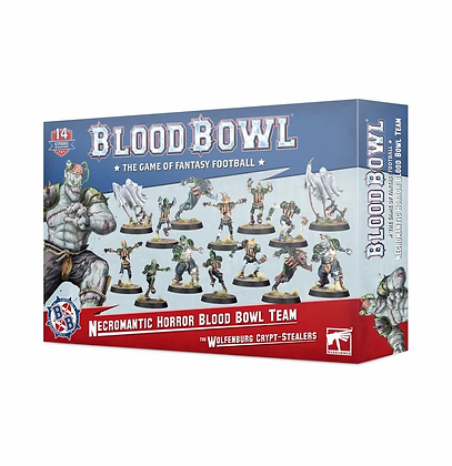 Blood Bowl Team - Necromatic Horror