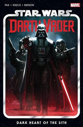 Star Wars Darth Vader Vol. 1 Dark Heart Of The Sith